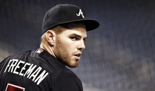 Series Daily Fantasy Sports Picks: Freddie Freeman 10-for-18
