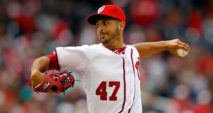 DFS FanDuel Baseball Pick  – May 30: Gio Gonzalez