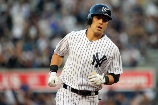Jacoby Ellsbury Daily Fantasy Profile – May 9 vs. Wei-Yin Chen