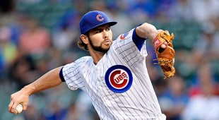 Jake Arrieta Daily Fantasy Profile