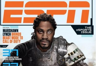 Marshawn Lynch to Appear on ESPN's eSports Magazine Cover