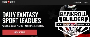 PokerStars, Victiv New Daily Fantasy Sports Site StarsDraft.com Launches